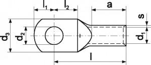 Rysunek techniczny KCS