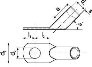 Rysunek techniczny KCS45